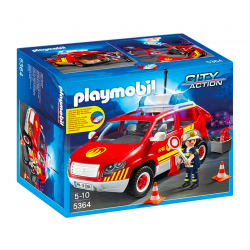 Playmobil® City Action Samochód komendanta straży pożarnej 5364