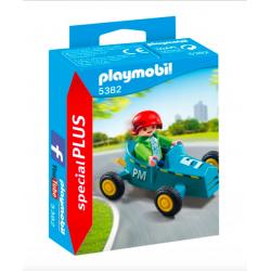 Playmobil® Chłopiec z gokartem 5382