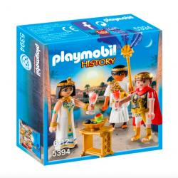 Playmobil® History Cezar i Kleopatra 5394