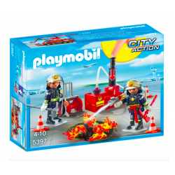 Playmobil® City Action Straż pożarna z gaśnicą 5397