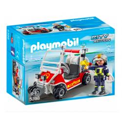 Playmobil® City Action Quad straży pożarnej 5398