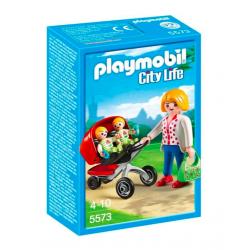 Playmobil® City Life Wózek dla bliźniaków 5573