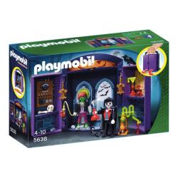 Playmobil® City Action Play Box Zamek potworów 5638