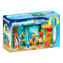 Playmobil® City Life Play Box Sklep surfingowy 5641