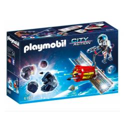 Playmobil® City Action Niszczyciel meteorów 6197
