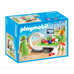 Playmobil® City Life Szpital: Pokój Rentgenowski 6659
