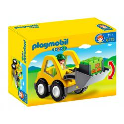 Playmobil® 1.2.3 Koparka 6775