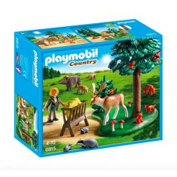 Playmobil® Country Polanka z karmą dla zwierząt 6815