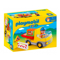 Playmobil®1.2.3 Wywrotka 6960