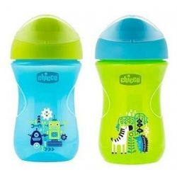 Chicco Kubek niekapek 266 ml, 12m+