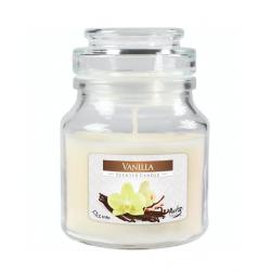 Bispol Świeca zapachowa w szkle Wanilia