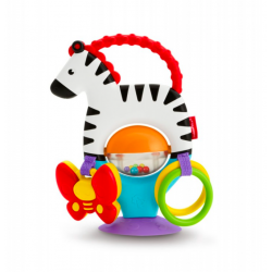 Fisher Price Activity Zebra-Wb
