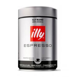 Kawa Illy Espresso 250G Czarna Mielona