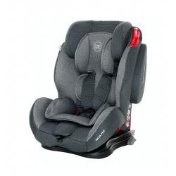 Coto Baby Fotelik samochodowy SALSA PRO, grey melange, 9-36 kg