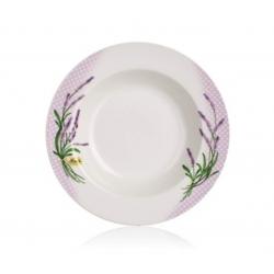 Tal.Gleboki 21,6Cm Lavender