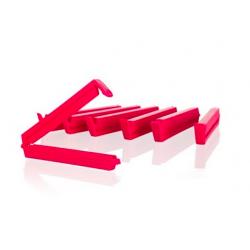 Klipsy Culinaria Red 10/2Cm