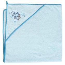 Ceba Ręcznik (100x100) Konik morski turkusowy