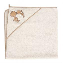 Ceba Ręcznik (100x100) Noski ecru