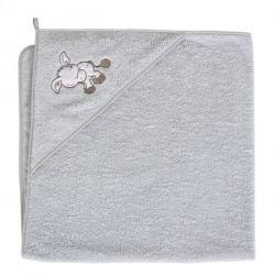 Ceba Ręcznik (100x100) Osiołek szary