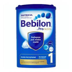 Bebilon 1 z Pronutra 800g. Nutricia