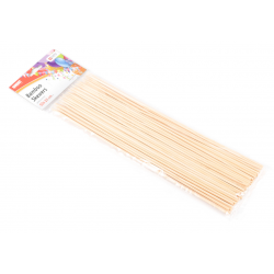 Szpikulce Bambusowe 25 cm 50 szt. Banquet
