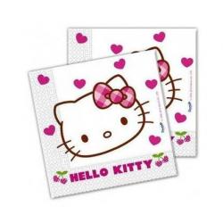 Serwetki Papierowe 33/33 cm Hello Kitty Banquet