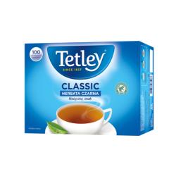 Herbata czarna Classic 100 torebek Tetley
