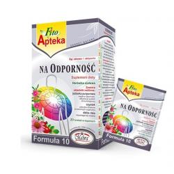 Fito Apteka Sekret Natury Herbatka ziołowa Na odporność MALWA