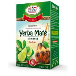 Herbatka Yerba Mate z limonką 20 torebek MALWA