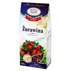 Herbatka owocowa z Żurawiną 80g MALWA