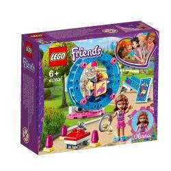 Leg41383 Lego® Friends - Plac Zabaw Dla Chomików Olivii (Pcb: 8Szt.)