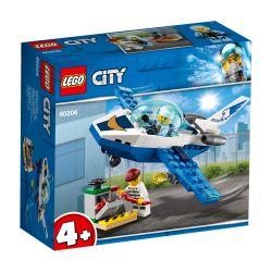 Leg60206 Lego® City - Policyjny Patrol Powietrzny (Pcb: 6Szt.)