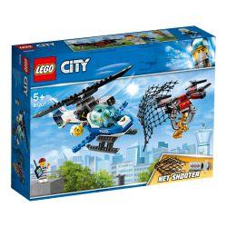 Leg60207 Lego® City - Pościg Policyjnym Dronem (Pcb: 6Szt.)
