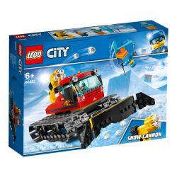 Leg60222 Lego® City - Pług Gąsienicowy (Pcb: 6Szt.)
