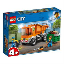 Leg60220 Lego® City - Śmieciarka (Pcb: 6Szt.)