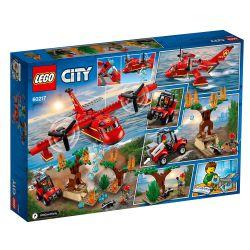 Leg60217 Lego® City - Samolot Strażacki (Pcb: 3Szt.)