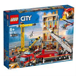 Leg60216 Lego® City - Straż Pożarna W Śródmieściu (Pcb: 3Szt.)