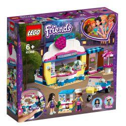 Leg41366 Lego® Friends - Cukiernia Z Babeczkami Olivii (Pcb: 3Szt.)