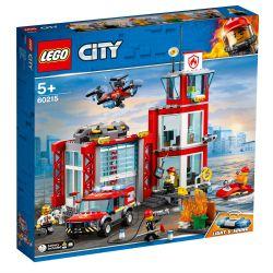 Leg60215 Lego® City - Remiza Strażacka (Pcb: 4Szt.)