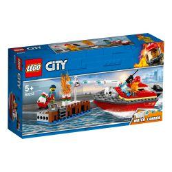Leg60213 Lego® City - Pożar W Dokach (Pcb: 6Szt.)