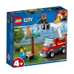 Leg60212 Lego® City - Płonący Grill (Pcb: 8Szt.)