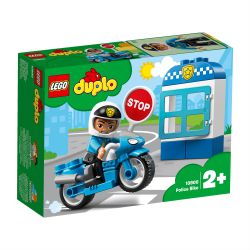 Leg10900 Lego® Duplo - Motocykl Policyjny (Pcb: 6Szt.)