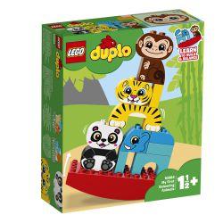 Leg10884 Lego® Duplo - Moje Pierwsze Zwierzątka Na Równoważni (Pcb: 5Szt.)