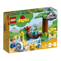 Lego Duplo Jurassic World Minizoo Łagodne Olbrzymy 10879, el. 24, +2 lata