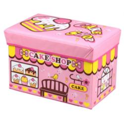 Pufa SHOP Różowy 96917
