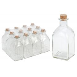Butelka Z Korkiem 14Cm 250Ml