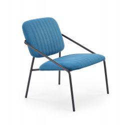 DENNIS fotel niebieski (1p 2szt)