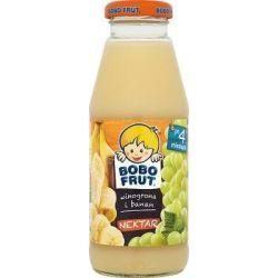 Bobo Frut nektar winogrona i banan 4m+ 300ml Nestle