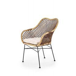 K336 krzesło rattan naturalny (1p 1szt)