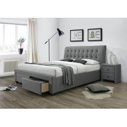 PERCY łóżko z szufladami popiel (5p 1szt)